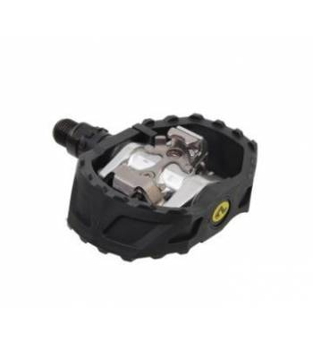 PEDALES SHIMANO M-424 SPD