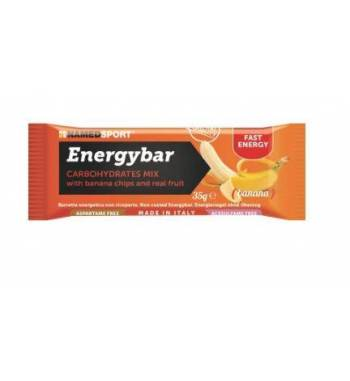 BARRITA NAMEDSPORT ENERGYBAR BANANA 35GR